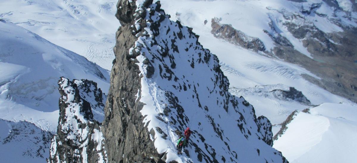 Rimpfischhorn - 4199 metri